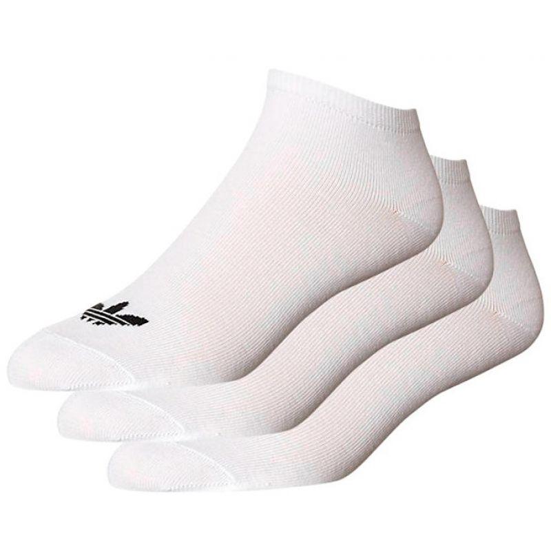 MĘSKIE Skarpety adidas ORIGINALS 3pak białe 35-38