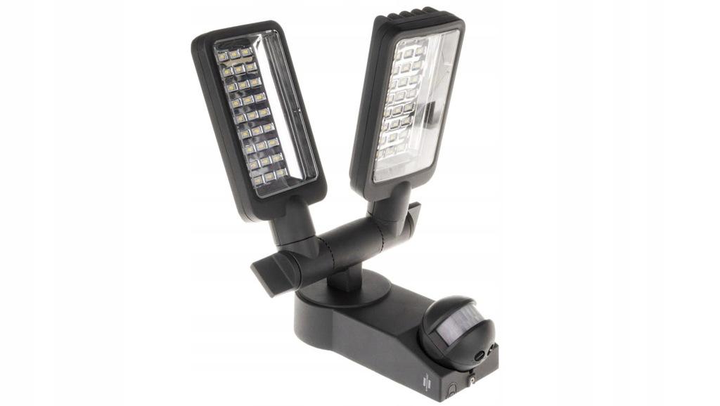 Projektor LED Duo Premium City SV 5405 PIR IP44 31