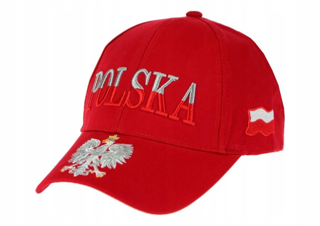 Czapka kibica reprezentacji Polski męska CD-20