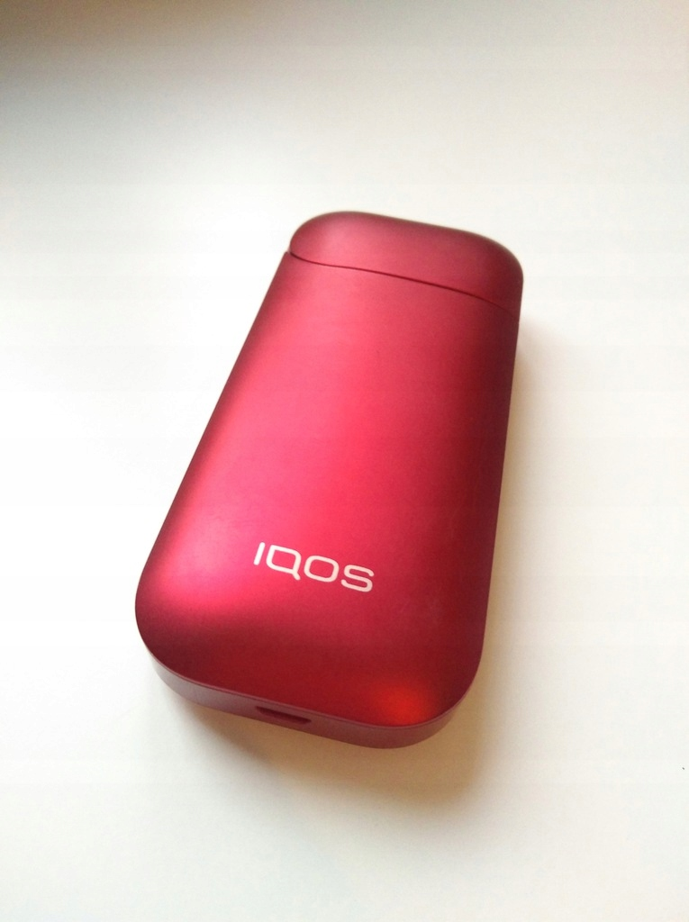 IQOS 2.4 czerwony RED, limitowana edycja, UNIKAT