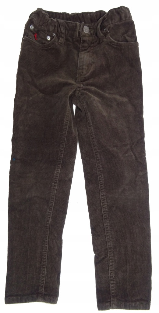Spodnie sztruksowe Ralph Lauren 5 lat 110 USA