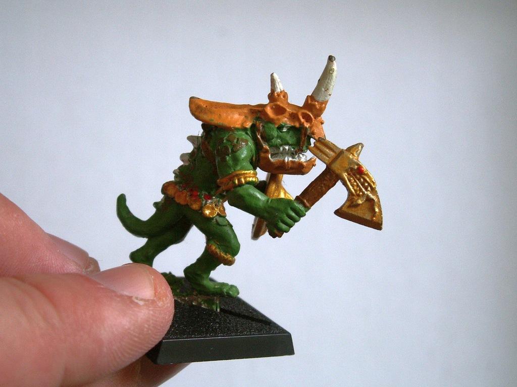 Temple Guard champion 5. ed A - metal