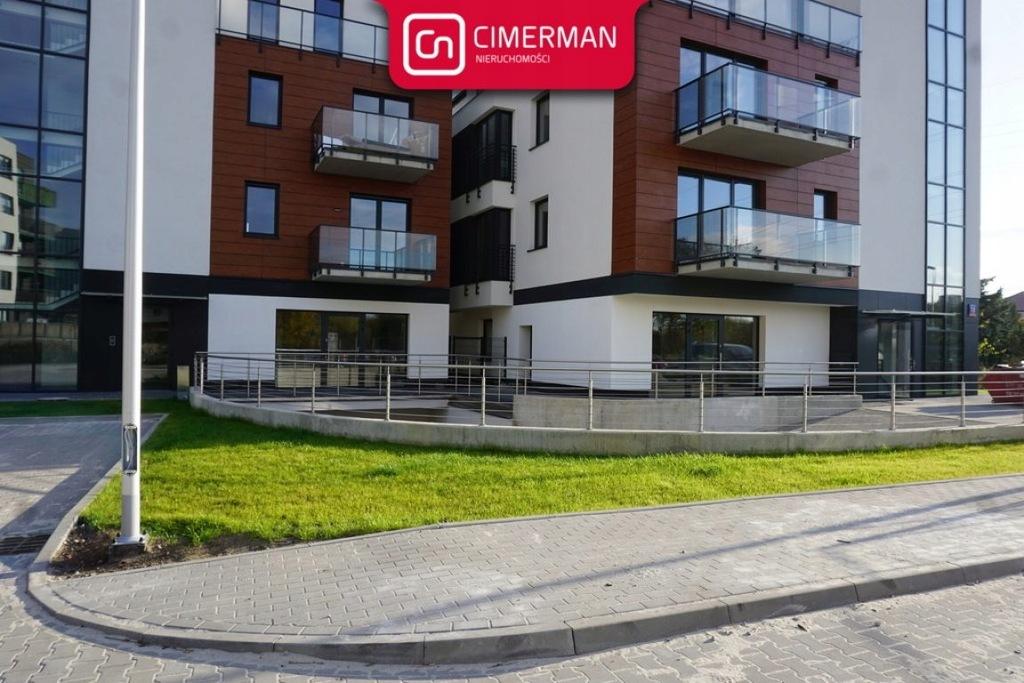 Komercyjne, Wrocław, Krzyki, 41 m²