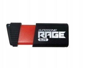 Pendrive SUPERSONIC 128GB RAGE ELITE USB 3.1