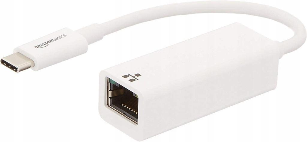 AmazonBasics Adapter USB 3.1 Typ C Na Ethernet