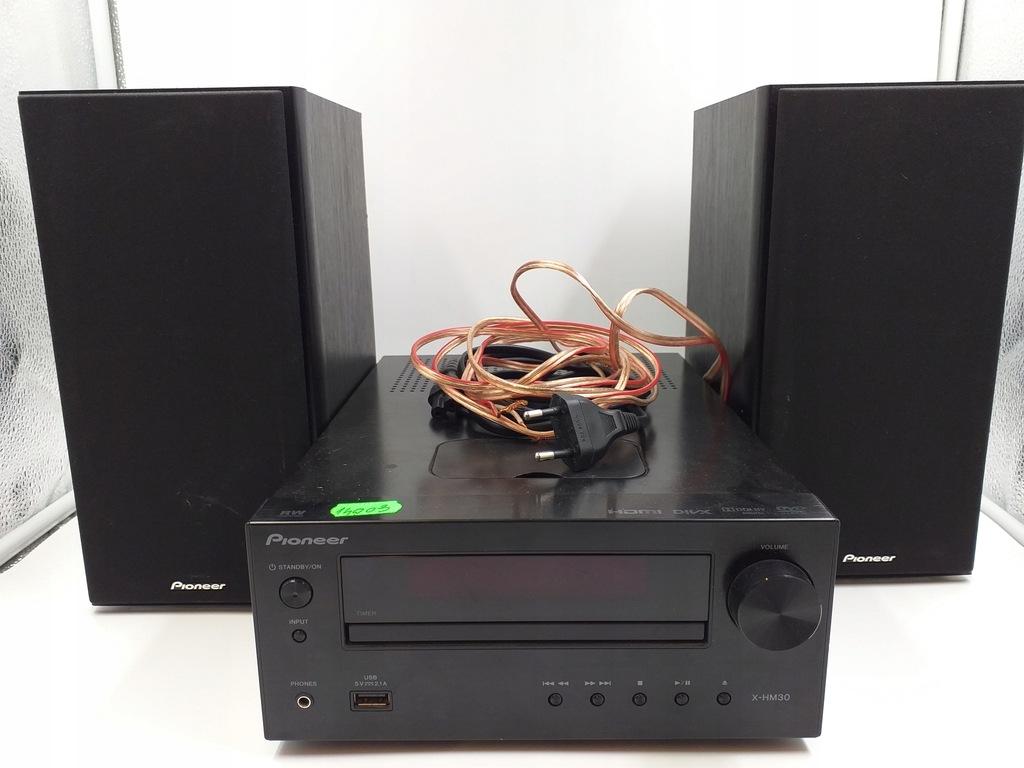 Wieża Pioneer X-HM30 USB HDMI AUX MP3