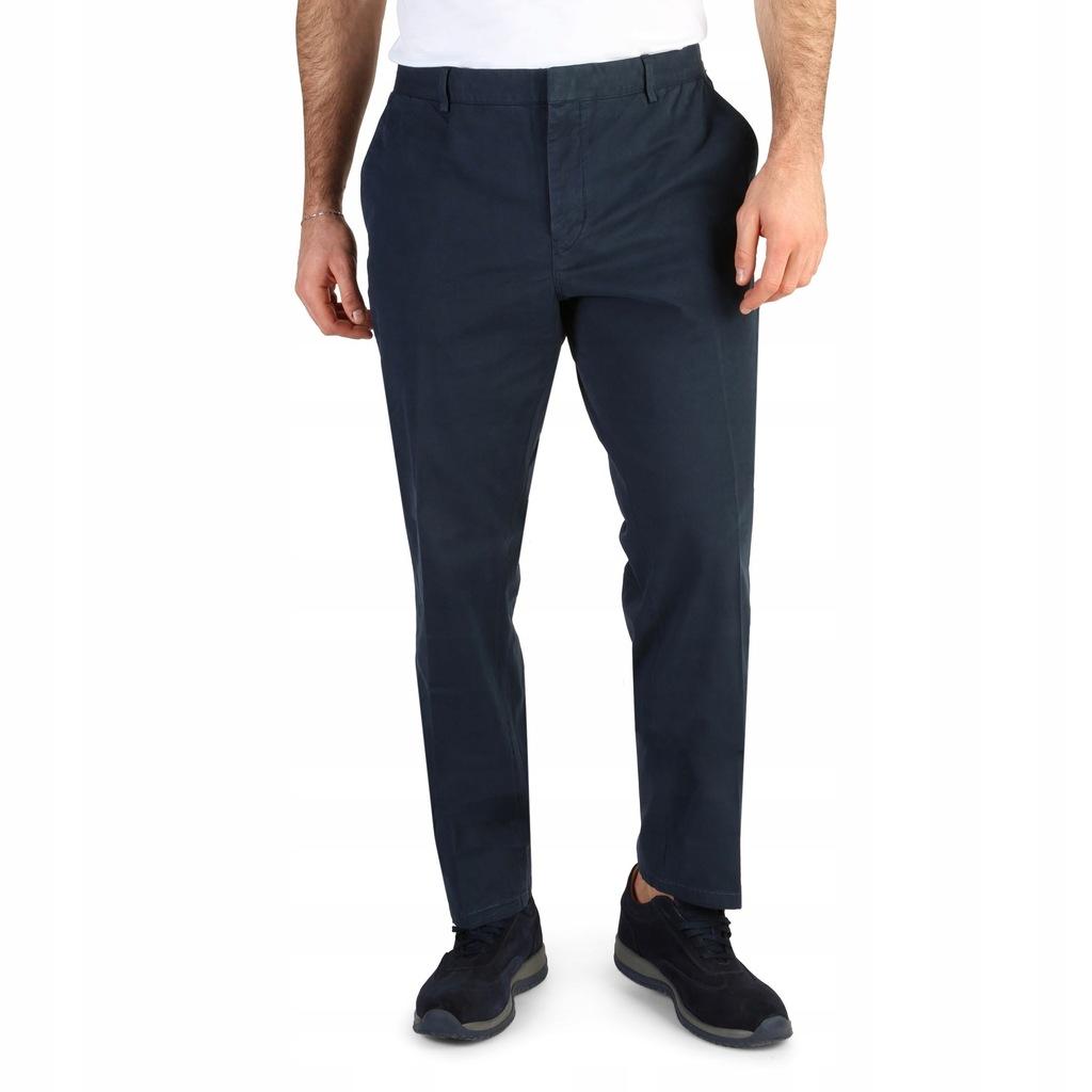 Spodnie Męskie Calvin Klein - K10K101302-Nieb 38