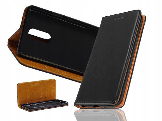WŁOSKA SKÓRA SPECIAL NA BOK Xiaomi Redmi 5 Plus