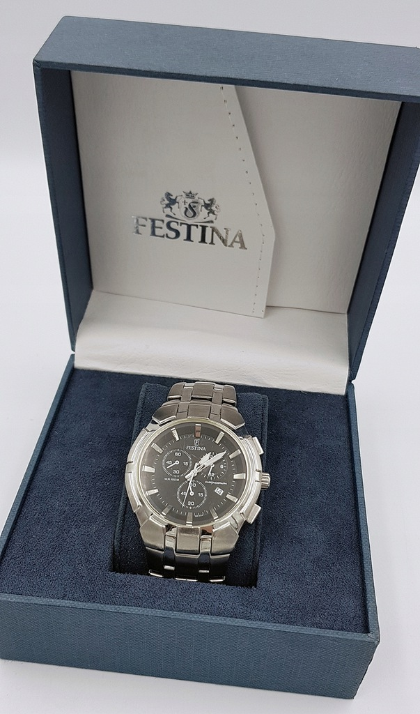 Zegarek męski FESTINA 6812 F6812-4