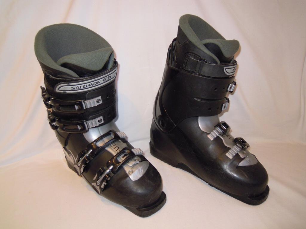 Buty narciarskie SALOMON X WAVE, dł.wkł. 31,5 cm, rozm. 48