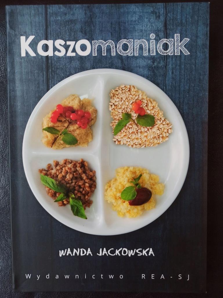 Wanda Jackowska - Kaszomaniak