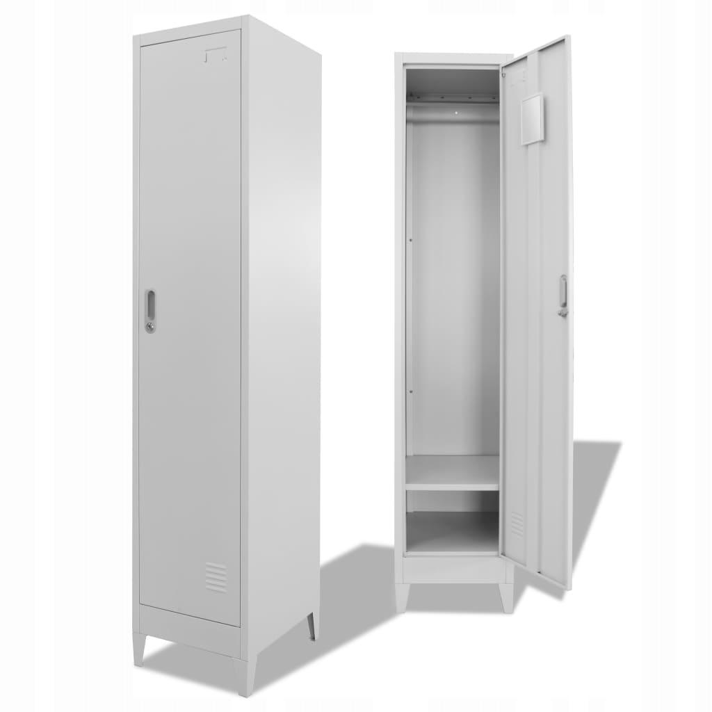 Zamykana szafka, 38 x 45 x 180 cm