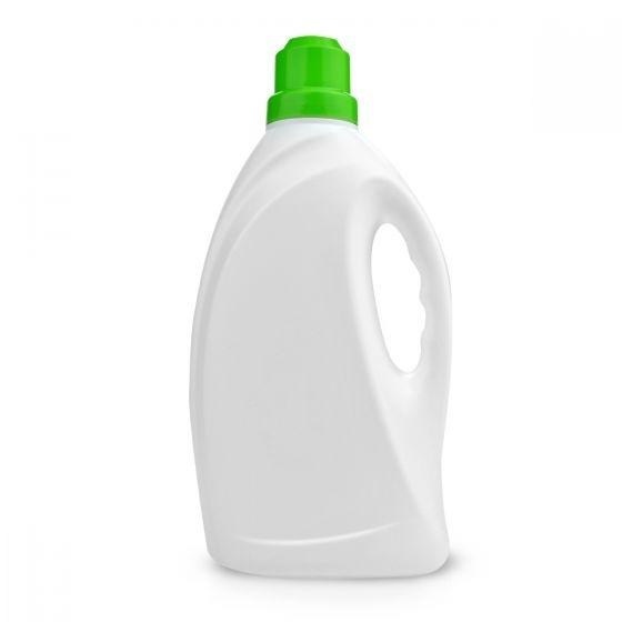 Butelka HDPE z rączką i nakrętką 2L PALETA 384 SZT