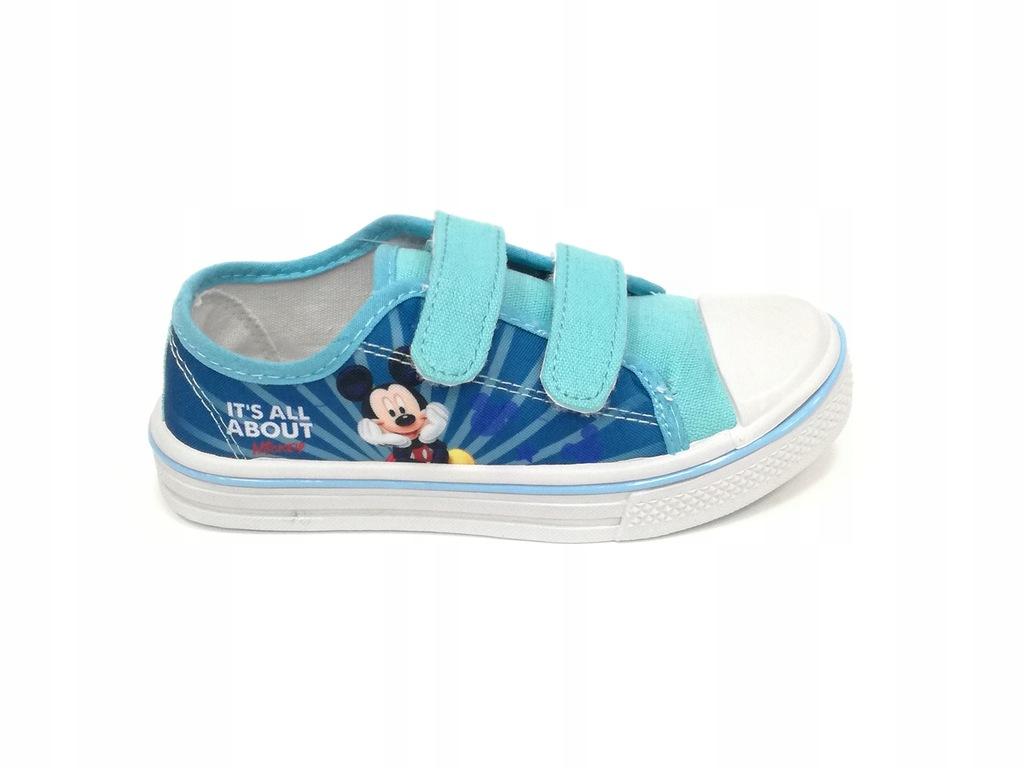 Wygodne trampki Myszka Mickey r 26