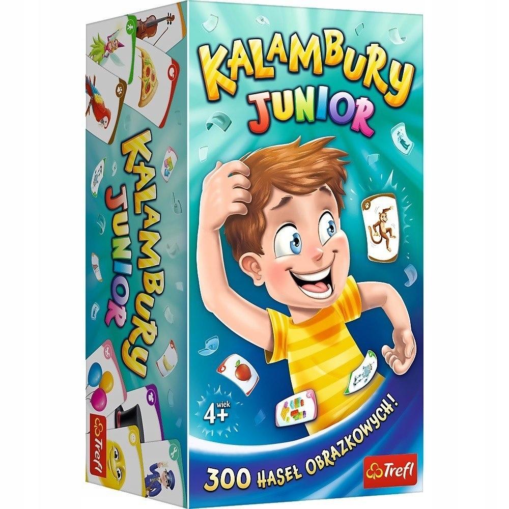 Gra Kalambury Junior