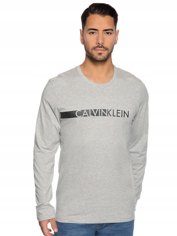 CALVIN KLEIN męska bluzka koszulka t-shirt XL