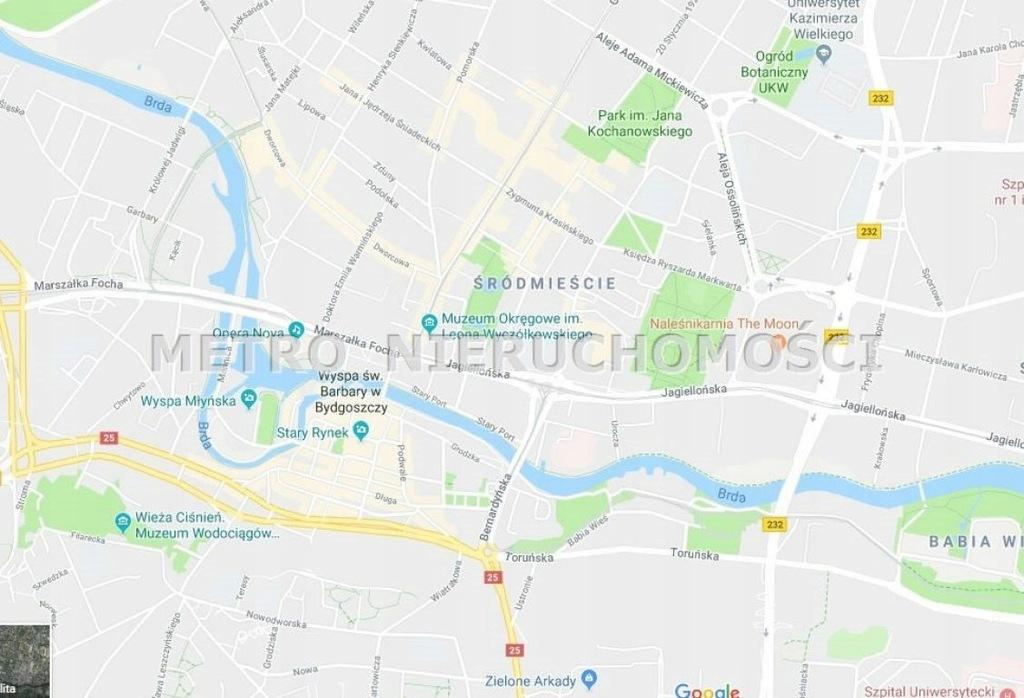 Biuro, Bydgoszcz, 407 m²