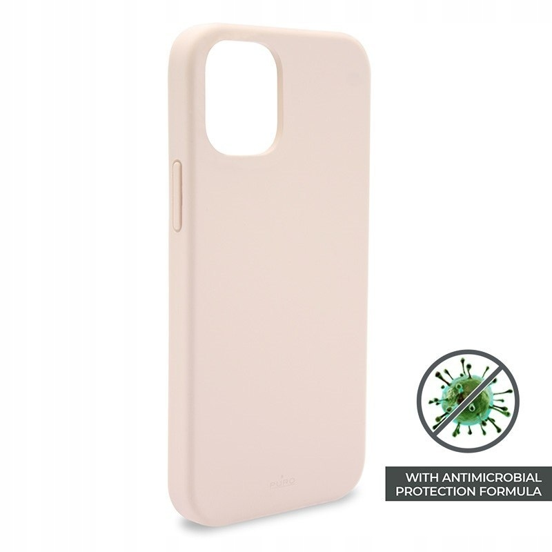 PURO ICON Anti-Microbial Cover - Etui iPhone 12 /