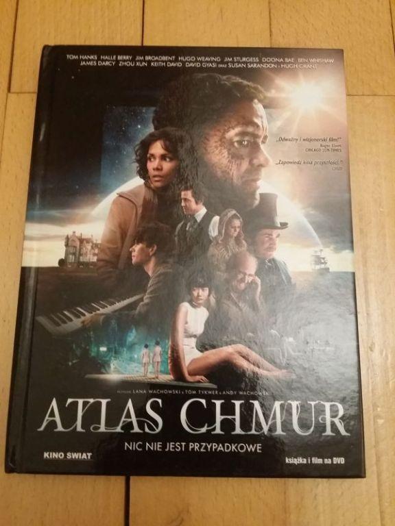 Atlas Chmur - film i książka na DVD
