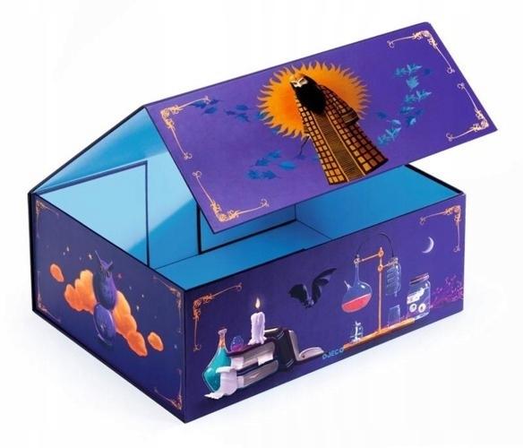 DJECO Pudełko na zabawki Kufer Czarodzieja