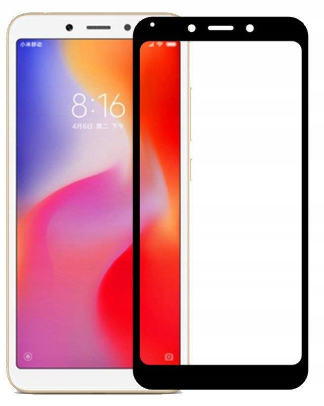 Xiaomi Redmi 6 Redmi 6A SZKŁO 3D CAŁY EKRAN