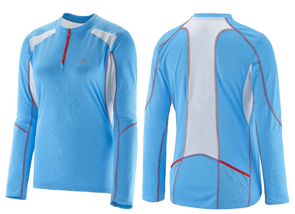 Salomon Fast Wing koszulka damska biegowa - XL/XXL