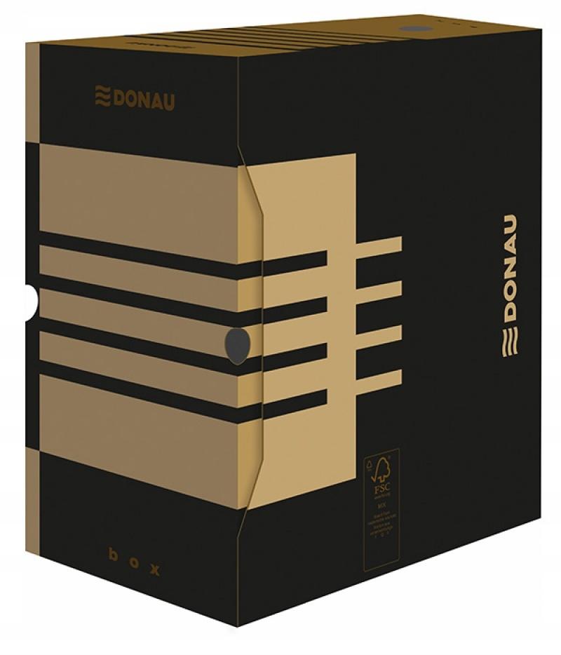 Pudło archiwizacyjne karton A4/200mm 10szt
