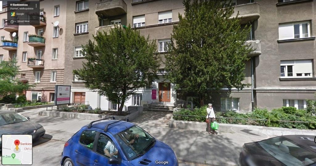 Komercyjne, Poznań, Jeżyce, 83 m²