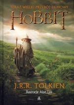 Hobbit - J.R.R. Tolkien - twarda okładka - nowa!
