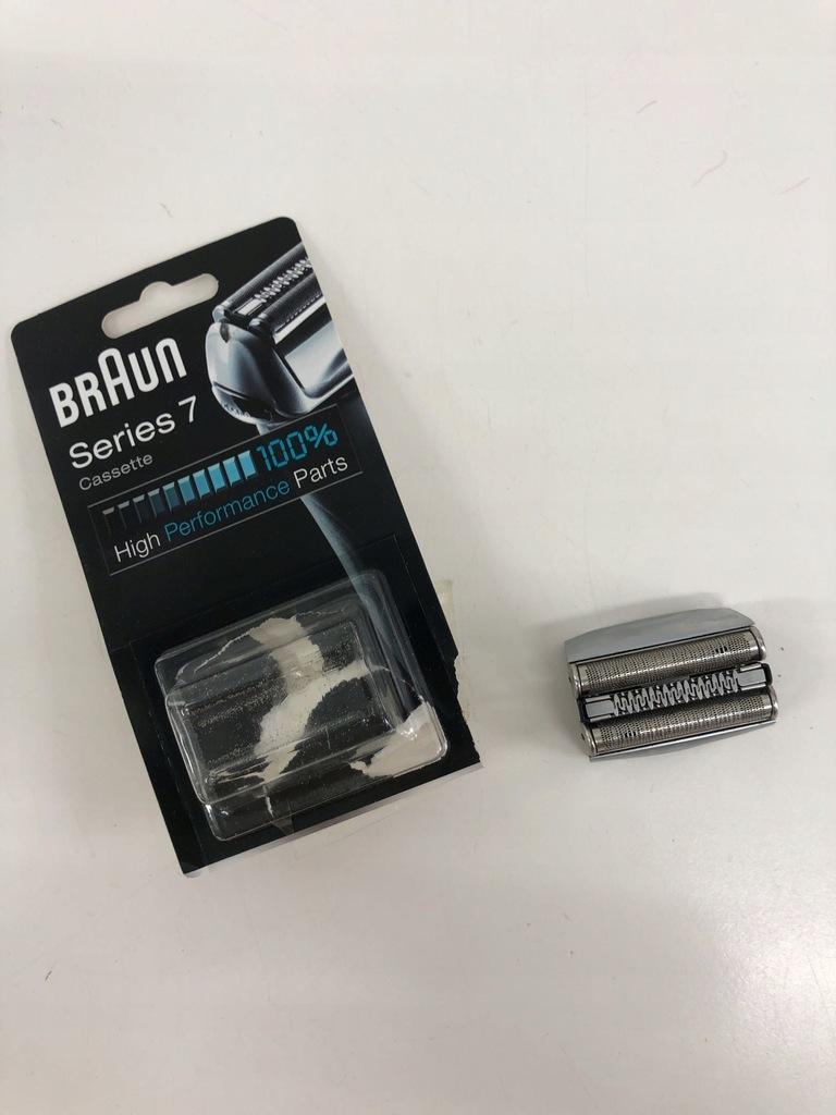 Folia + blok ostrzy Braun Series 7 70S