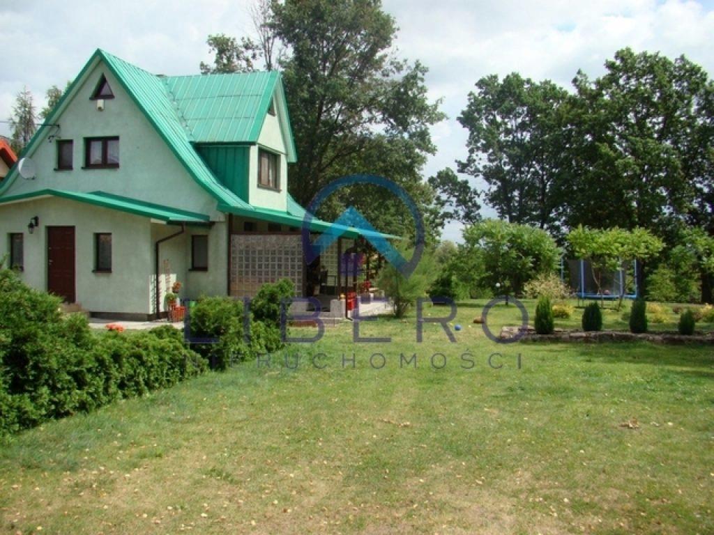 Dom, Różan, Różan (gm.), Makowski (pow.), 100 m²