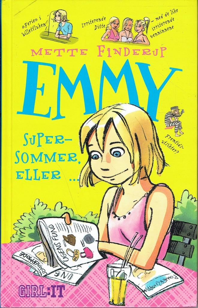 norweski EMMY SUPERSOMMER, ELLER... Mette Finderup
