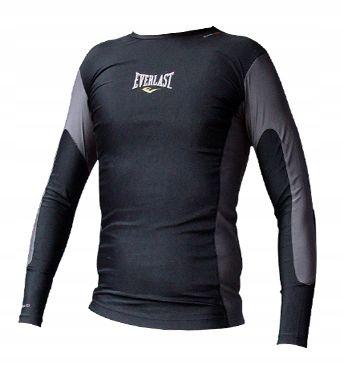 EVERLAST koszulka męska rashguard EVERLAST LS #XL