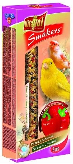 Vitapol Smakers dla kanarka - paprykowy 2szt [2508