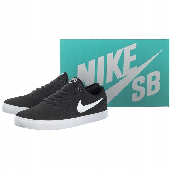 Buty Męskie Nike SB Check Solar 843895 302 Szare