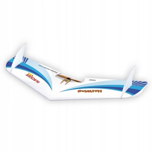 Hotwing 1000 ARF Sting Blue Latające skrzydło Hack