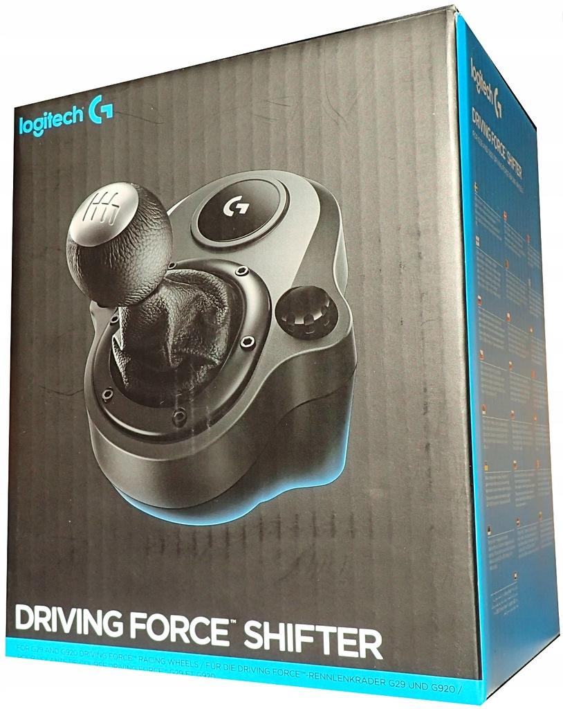 Logitech Driving Shifter G29 G920 Skrzynia Biegów
