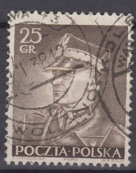 1937r. Fi. 300 znaczek z bloku 2