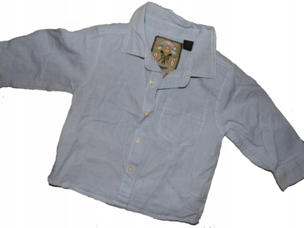 next koszula bawelna 74 stan bdb