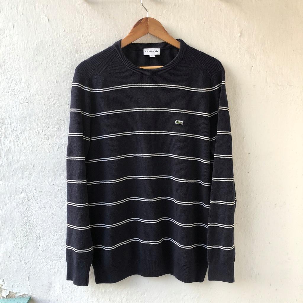 Sweter męski Lacoste, rozmiar 5-L