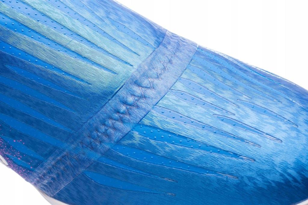 Buty piłkarskie halowe X Tango 16+ Purespeed IN Adidas blue