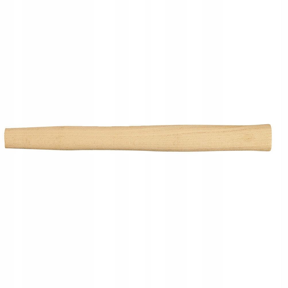 Trzonek drewniany do młotka 100g, dł=28cm