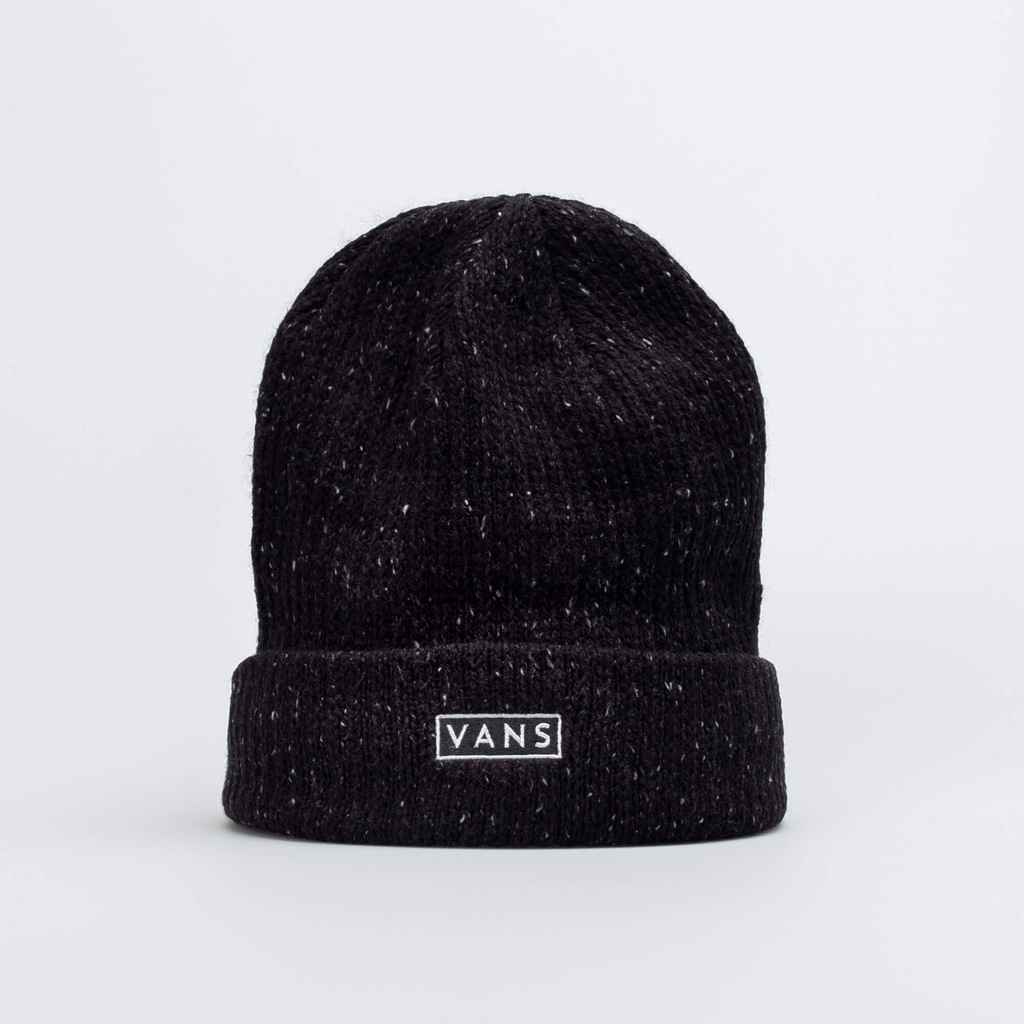 Vans FUNDY CUFF BEANIE BLACK ONE SIZE