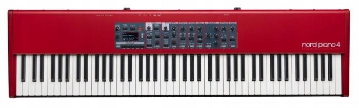 NORD Piano 4 88 - klawiatura młoteczkowa 88 klawis