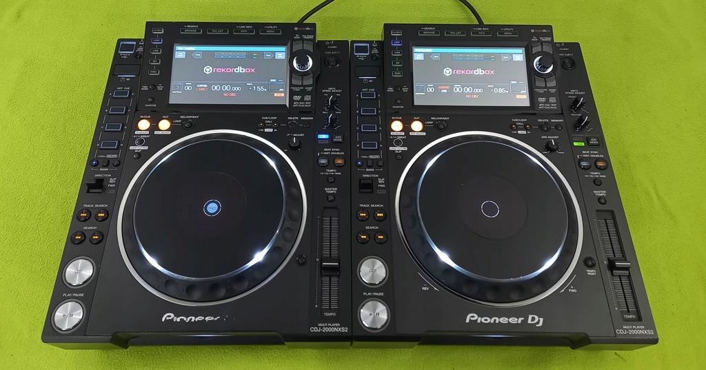 PIONEER CDJ 2000 nexus 2 cdj 2000 cdj 900 cdj 850