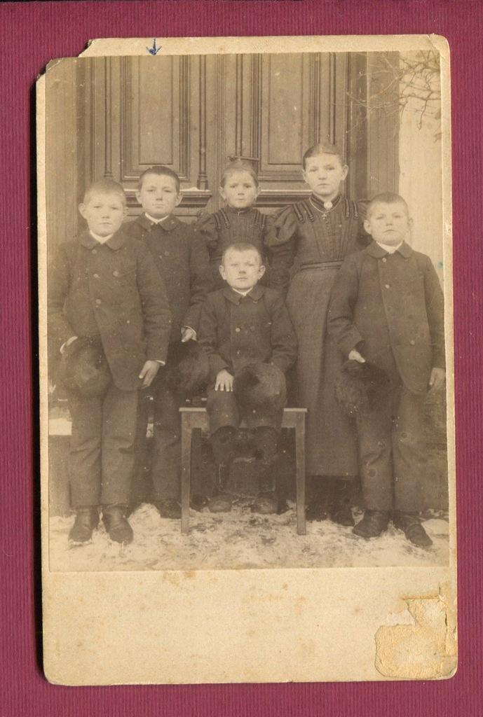 Dzieci Rodzina Sokołowskich Olejniczak