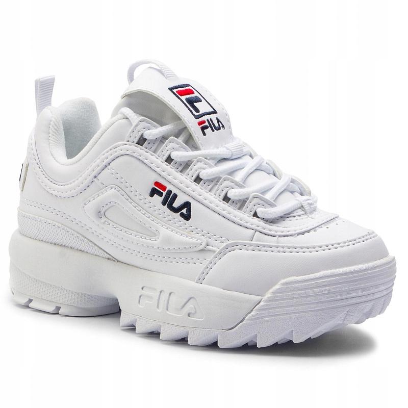 Buty Fila Disruptor 2 White r36