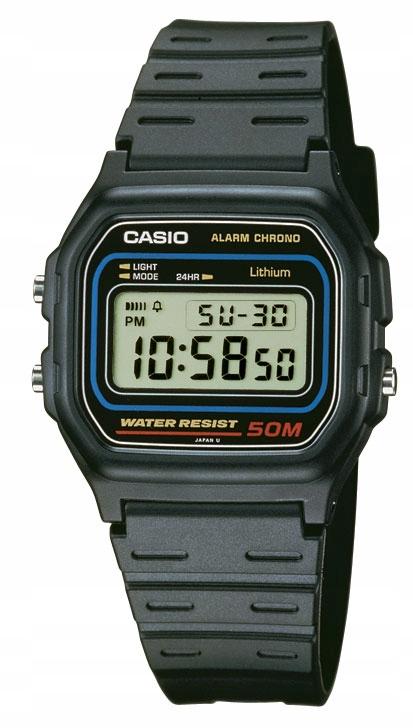 Casio Retro Classic W591VQES
