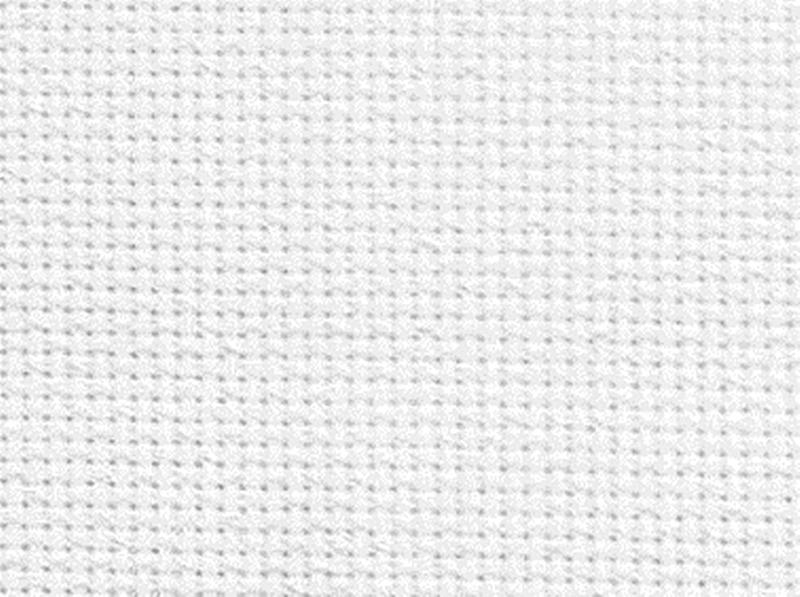 Kanwa tkanina do haftu DMC '14 Opalizująca 110cm