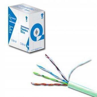 Kabel UTP GEMBIRD UPC-5004E-L (UTP; 305m; kat. 5e;